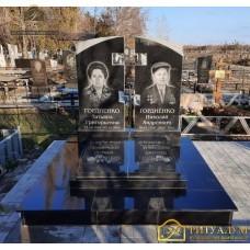 Памятник из гранита 339 — ritualum.ru
