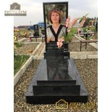 Памятник из гранита 367 — ritualum.ru