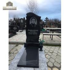 Памятник из гранита 348 — ritualum.ru