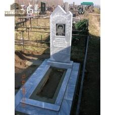 Памятник из мрамора стандарт 56 — ritualum.ru