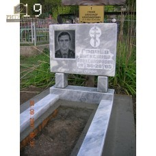 Памятник из мрамора - Малыш19 — ritualum.ru