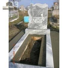 Памятник из мрамора - Малыш23 — ritualum.ru