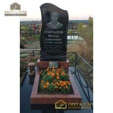 Памятник из гранита 355 — ritualum.ru